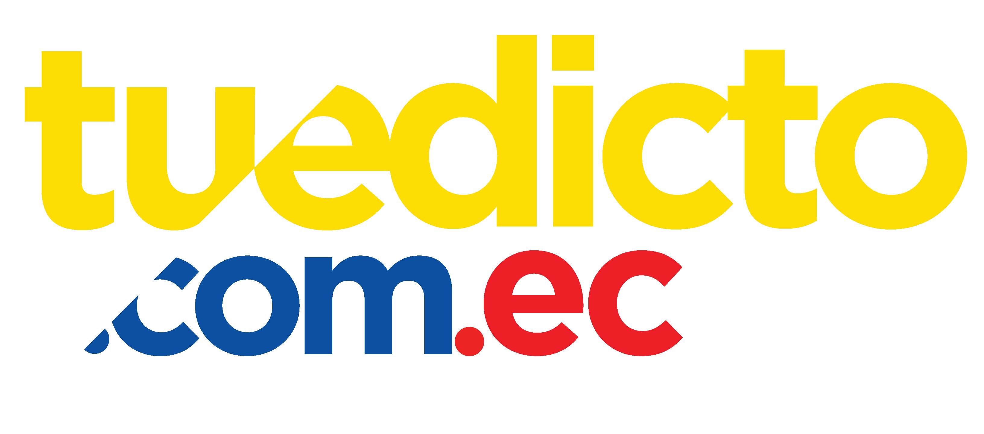 tuedicto.com.ec